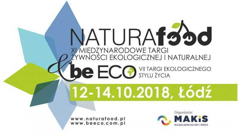 Targi NATURA FOOD & beECO 2018 / 12-14.10.2018 - Biolit