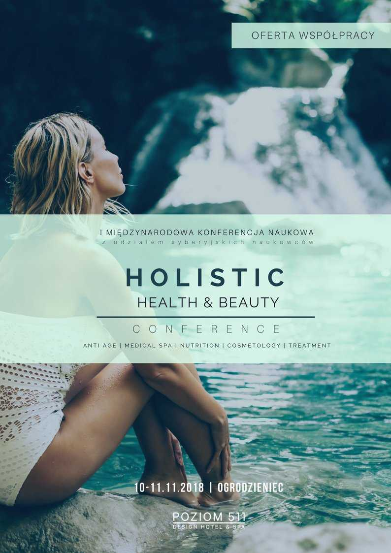 Holistic Health & Beauty Conference / 10-11.11.2018 - Biolit