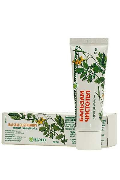 Balsam glistnikowy - Biolit -  Dla seniorów,  Dla sportowców,  Kosmetyki,  Kremy i maści