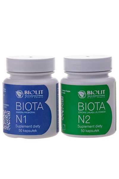 Biota Complex - Biolit -  Anty aging,  Dla biznesu,  Dla seniorów,  Dla sportowców,  Dla uczniów,  Suplementy
