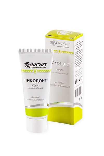 Mikodont krem - Biolit -  Dla seniorów,  Dla sportowców,  Kosmetyki,  Kremy i maści