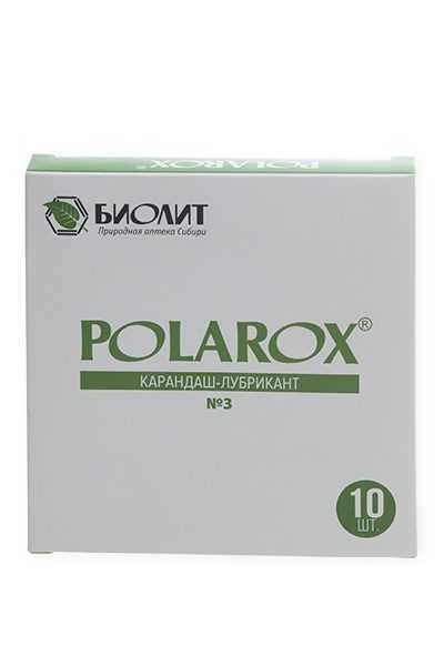 Polarox Hemorect - Biolit - obraz