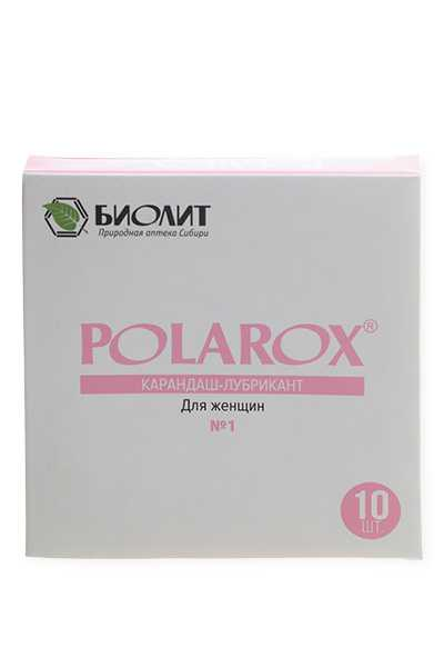 Polarox Woman - Biolit -  Dla seniorów,  Kosmetyki,  Lubrykanty