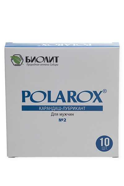 Polarox Man - Biolit -  Dla seniorów,  Kosmetyki,  Lubrykanty
