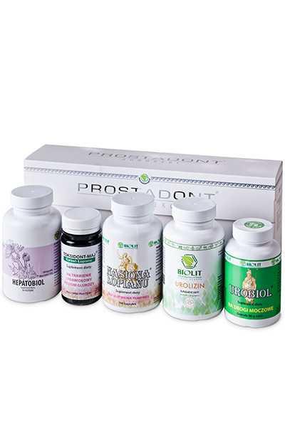 Prostadont Kompleks - Biolit -  Anty aging,  Dla biznesu,  Dla seniorów,  Dla sportowców,  Suplementy