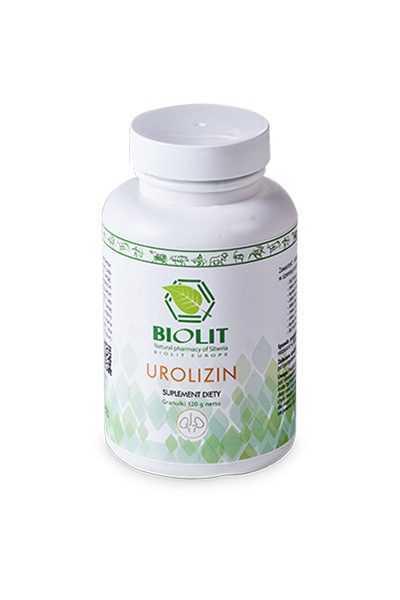 Urolizin - Biolit -  Anty aging,  Dla biznesu,  Dla seniorów,  Dla sportowców,  Dla uczniów,  Suplementy