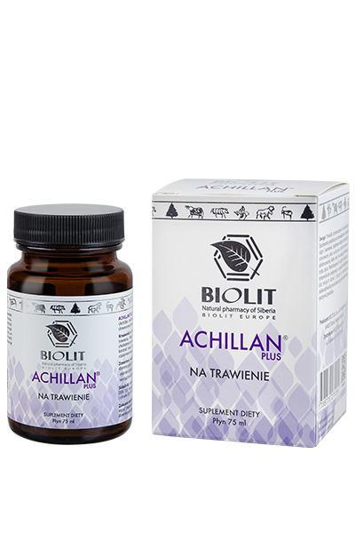 Achillan - Biolit - obraz