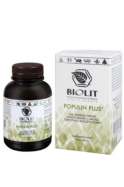 Populin Plus - Biolit - obraz