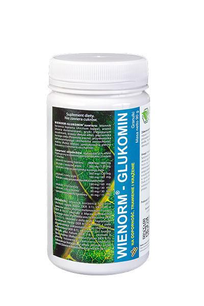 Wienorm – Glukomin - Biolit - obraz