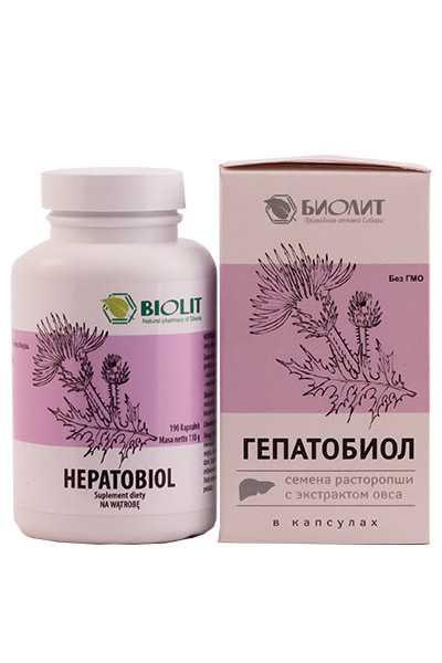 Hepatobiol - Biolit -  Anty aging,  Dla biznesu,  Dla seniorów,  Dla sportowców,  Dla uczniów,  Suplementy