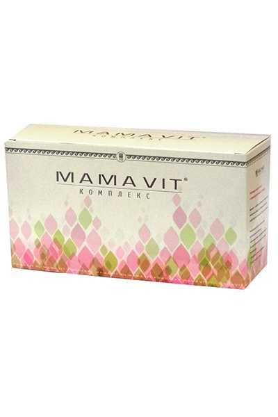 Mamavit Kompleks - Biolit -  Anty aging,  Dla biznesu,  Dla seniorów,  Suplementy