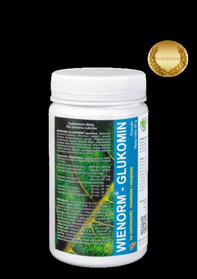 Produkt - Wienorm – Glukomin
