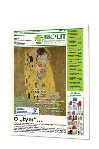 Gazeta Biolitu #2 / wersja elektroniczna - Biolit - obraz