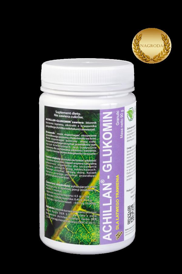 Achillan – Glukomin - Biolit - obraz