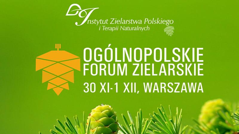 Onkologia - rola fitoterapii i gotowych rozwiązań Instytutu Biolit / Ogólnopolskie Forum Zielarskie / Warszawa / 2019.12.01 - Biolit