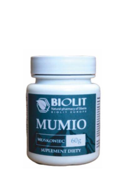 Mumio Ałtajskie - Biolit - obraz