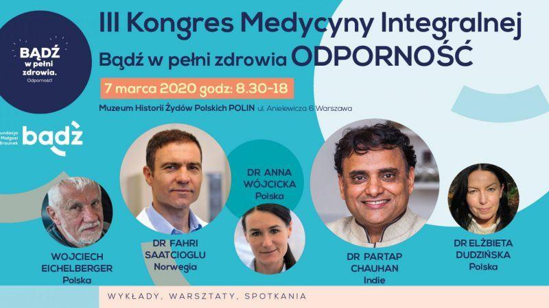 Fitoterapia Ałtaju - III Kongres Medycyny Integralnej / 07.03.2020 - Biolit