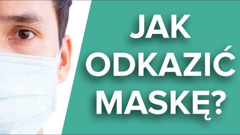 Jak skutecznie dezynfekować maskę antywirusową i wiele więcej. Prof. Walentyna N. Burkowa (NAPISY PL) - Biolit