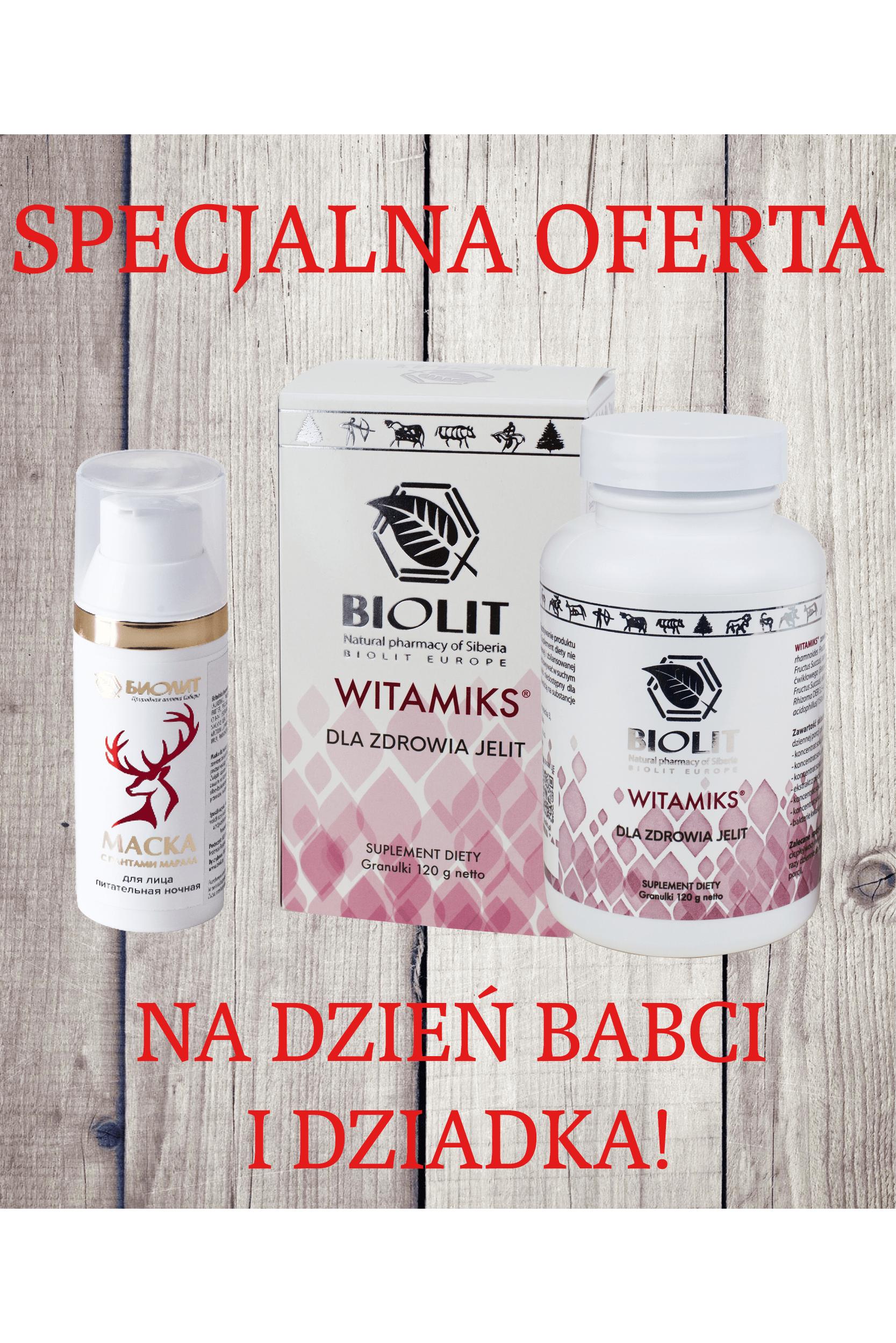 Produkt - Pantobiol musk + Witamiks