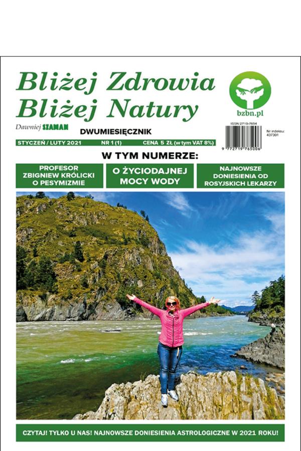 Gazeta BZBN #1 - Biolit - obraz