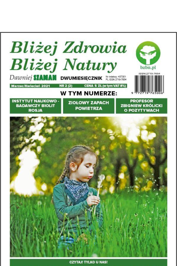 Gazeta BZBN #2/Wersja elektroniczna - Biolit - obraz