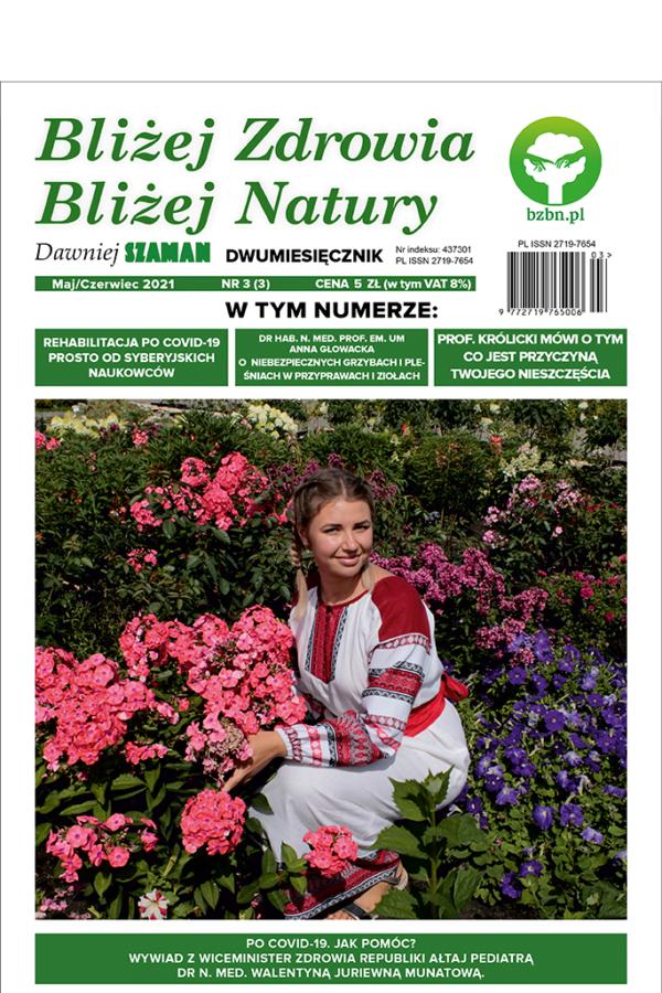 Gazeta BZBN #3 - Biolit - obraz