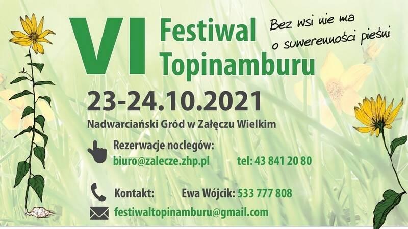 Wykład Biolitu. Festiwal Topinamburu / 23-24.10.2021 - Biolit